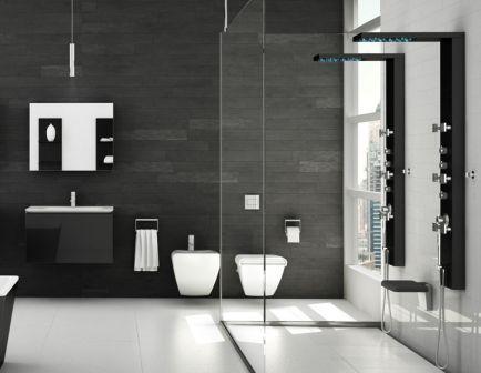 Les derni res tendances pour la salle de bain portail maison for 1001 tendances salle bain