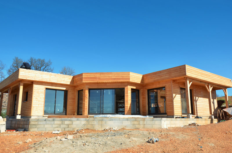 De nouvelles g n rations de maison en bois portail maison for Avantages maison bois