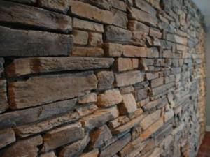 La pierre d corative nouvelle tendance d co portail for Mur de brique decorative