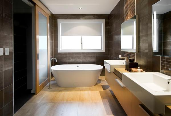 top les styles sont multiples art dco salle de bain rustiqueu les pices inspires des spas scandinaves with art et decoration salle de bain - Salle De Bain Photos