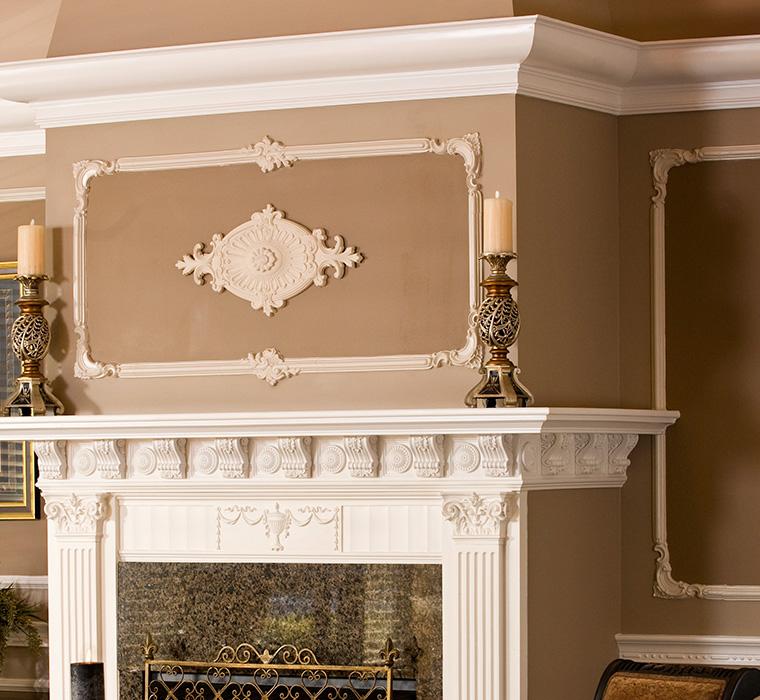 D corer vos murs avec des moulures d coratives - Moulures decoratives pour meubles ...