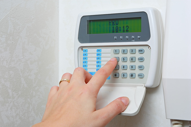 Installer un système d'alarme