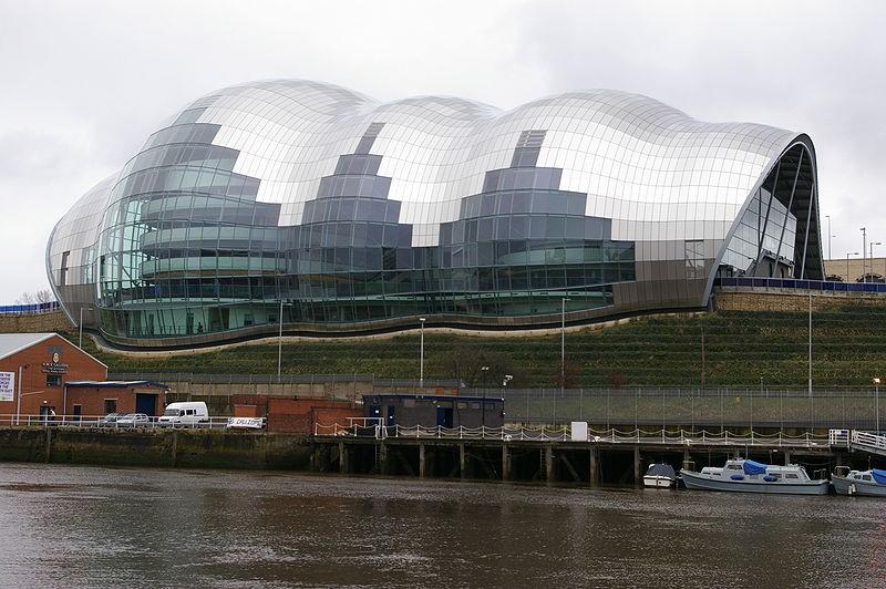 D couverte de 4 types d architectures contemporaines for Architecture 21eme siecle