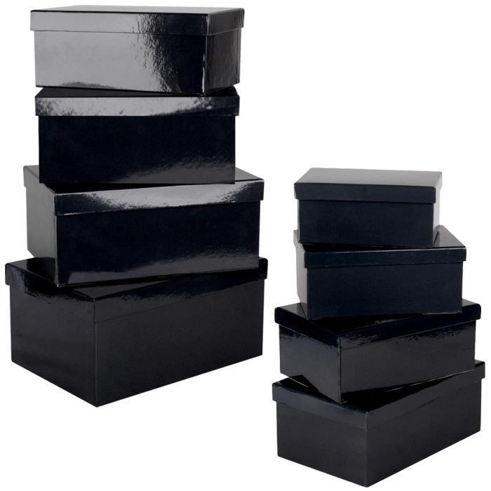 boites de rangement des accessoires pratiques et. Black Bedroom Furniture Sets. Home Design Ideas