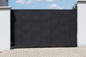 quel type de portail choisir portail maison. Black Bedroom Furniture Sets. Home Design Ideas