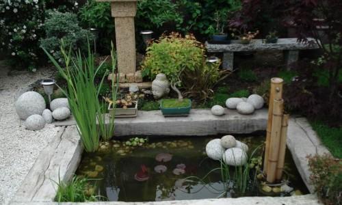 jardin japonais 1 - Portail-Maison.com