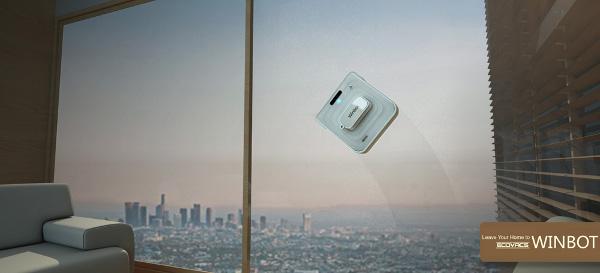 Winbot robot vitre