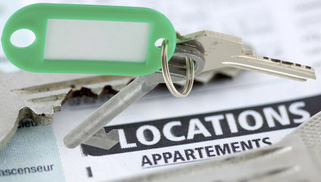 Location d'un appartement meublé