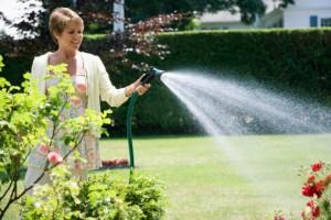 arroser-le-jardin