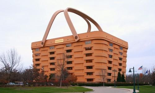 Siège social de The Longaberger Company dans l'Ohio